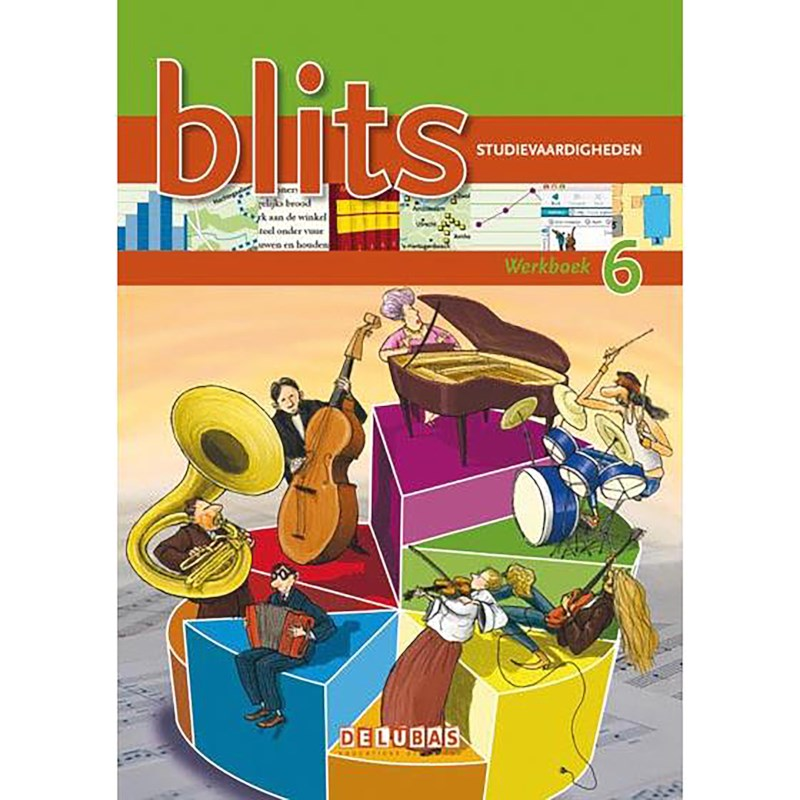 Werkboek 6, Blits studievaardigheden