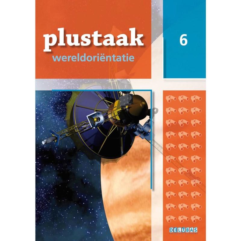 Leerlingenboek 6   Plustaak - Wereldoriëntatie