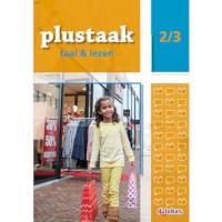 Werkboek 2/3, Plustaak - taal en lezen