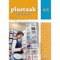 Werkboek 4/5, Plustaak - taal en lezen