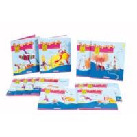 Leeswerkboek B E4, Leesparade