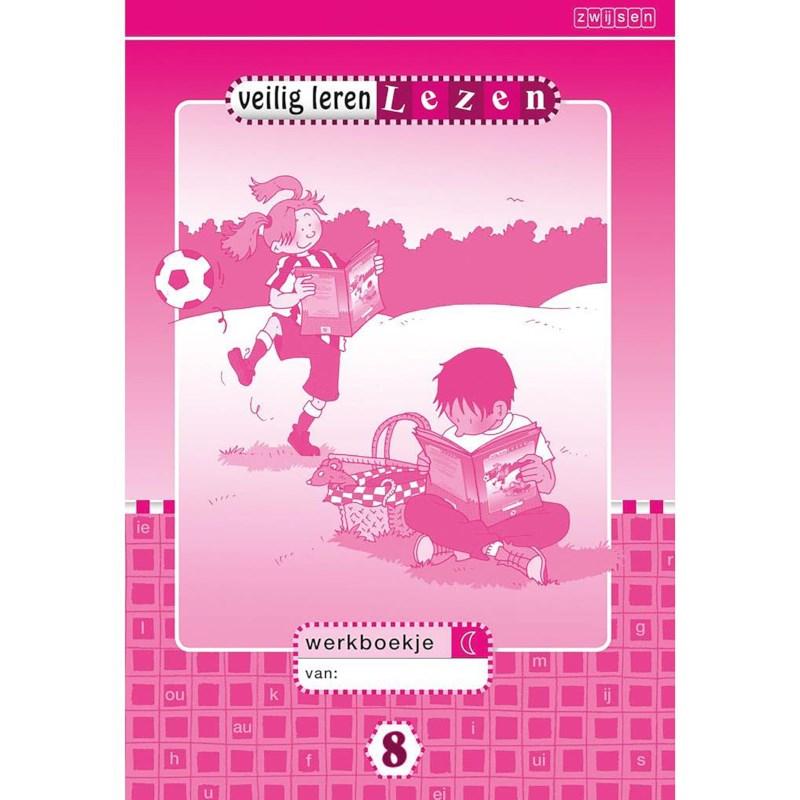Werkboek maan kern 8, Veilig leren lezen