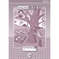 Werkboek maan kern 10, Veilig leren lezen