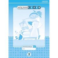 Werkboek zon kern 3, Veilig leren lezen