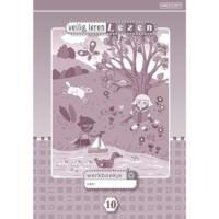 Werkboek zon kern 10, Veilig leren lezen