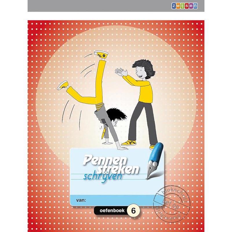 Wonderlijk Oefenboek 6 blokschrift, Pennenstreken kopen?   Heutink voor thuis CM-75