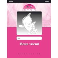 Leeswerkboek E4 Beste vriend, Estafette