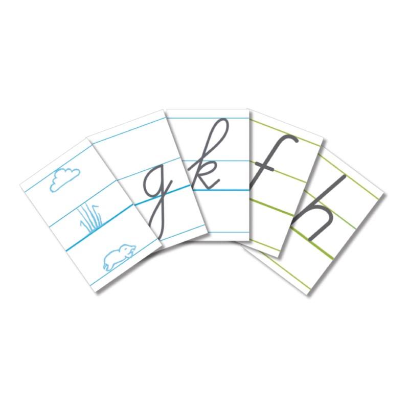Schrijfschrift 5B los schrift, Schrijven in de basisschool