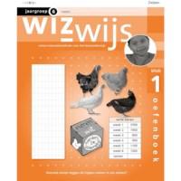 Oefenboek basis 1 groep 6, Wizwijs