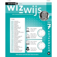 Oefenboek plus 7 groep 6, Wizwijs
