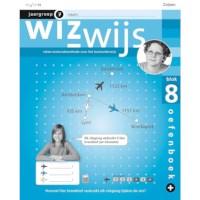 Oefenboek plus 8 groep 7, Wizwijs