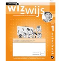 Oefenboek plus 1 groep 8, Wizwijs