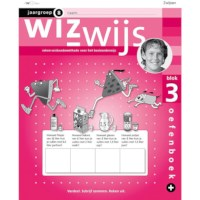 Oefenboek plus 3 groep 8, Wizwijs