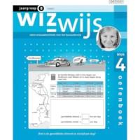 Oefenboek basis 4 groep 8, Wizwijs