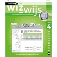 Oefenboek plus 4 groep 8, Wizwijs