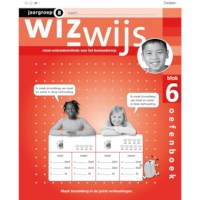 Oefenboek basis 6 groep 8, Wizwijs