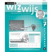 Oefenboek plus 7 groep 8, Wizwijs
