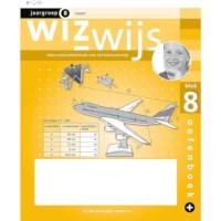 Oefenboek plus 8 groep 8, Wizwijs