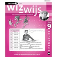 Oefenboek plus 9 groep 8, Wizwijs