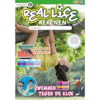 Real Life Rekenen | Werkboek Sport | Groep 6