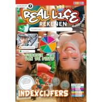 Real Life Rekenen | Werkboek Maatschappij | Groep 7