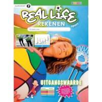 Real Life Rekenen | Werkboek Sport | Groep 7