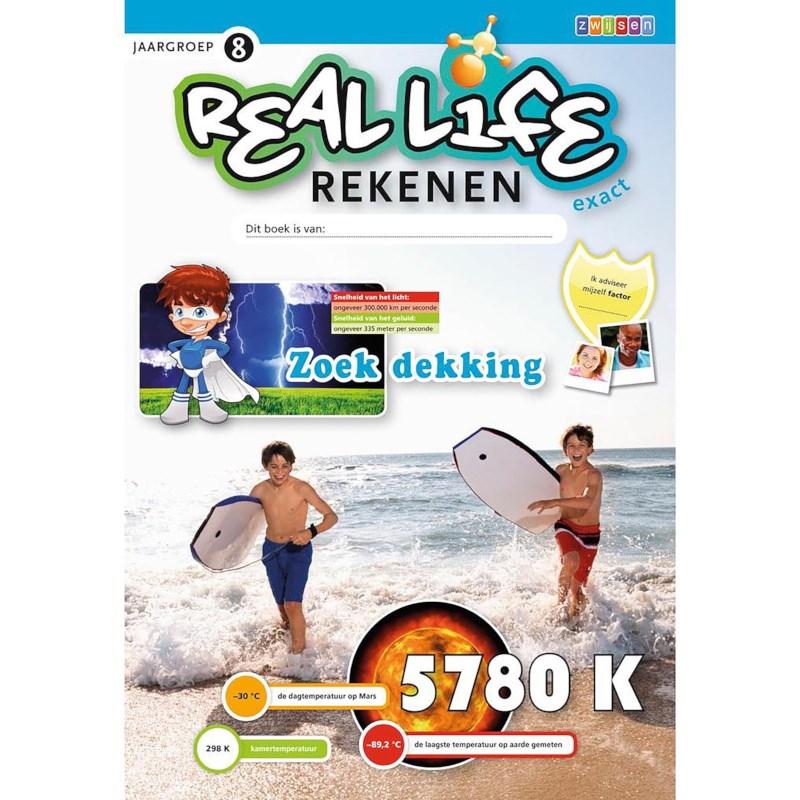 Real Life Rekenen Exact, groep 8