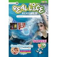 Real Life Rekenen | Werkboek Sport | Groep 8