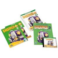 Backpack Gold - versie 1 (2010) | Jaargroep 5 - Level 1 | Werkboek + audio cd | Per stuk geleverd