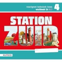 Leeswerkboek 1B, 1/2 ster voor groep 4, Station Zuid