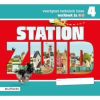 Leeswerkboek 2A, 1/2 ster voor groep 4, Station Zuid