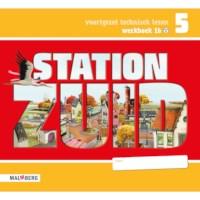 Leeswerkboek 1B, 3 ster voor groep 5, Station Zuid