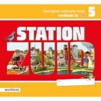 Leeswerkboek 2A, 1/2 ster voor groep 5, Station Zuid