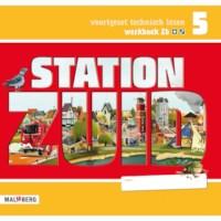 Leeswerkboek 2B, 1/2 ster voor groep 5, Station Zuid