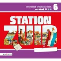 Leeswerkboek 1B, 1/2 ster voor groep 6, Station Zuid