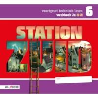 Leeswerkboek 2A, 1/2 ster voor groep 6, Station Zuid
