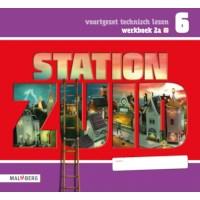 Leeswerkboek 2A | 3 ster voor groep 6 | Station Zuid