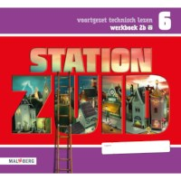Leeswerkboek 2B, 3 ster voor groep 6, Station Zuid