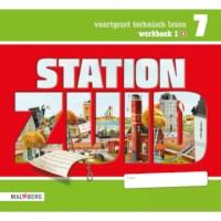 Leeswerkboek 1, 1 ster voor groep 7, Station Zuid