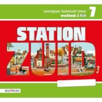 Leeswerkboek 2, 2/3 ster voor groep 7, Station Zuid