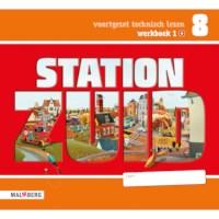 Leeswerkboek 1, 1 ster voor groep 8, Station Zuid