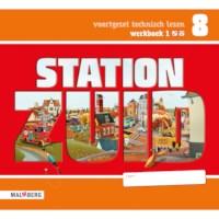 Leeswerkboek 1, 2/3 ster voor groep 8, Station Zuid