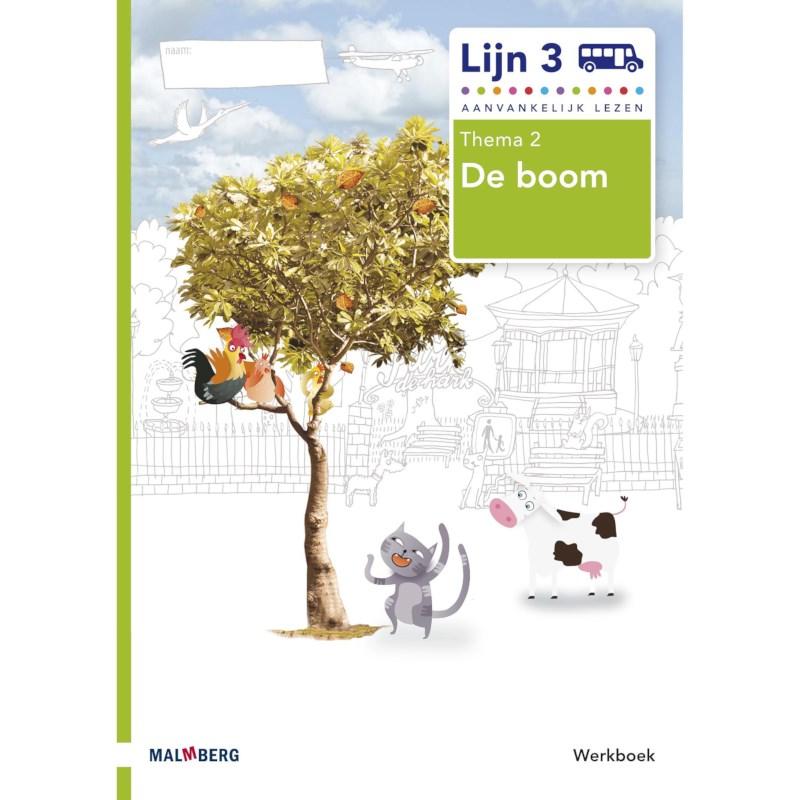 Leeswerkboek thema 2, Lijn 3