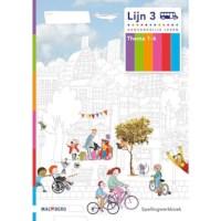 Spellingwerkboek thema 7-12, Lijn 3