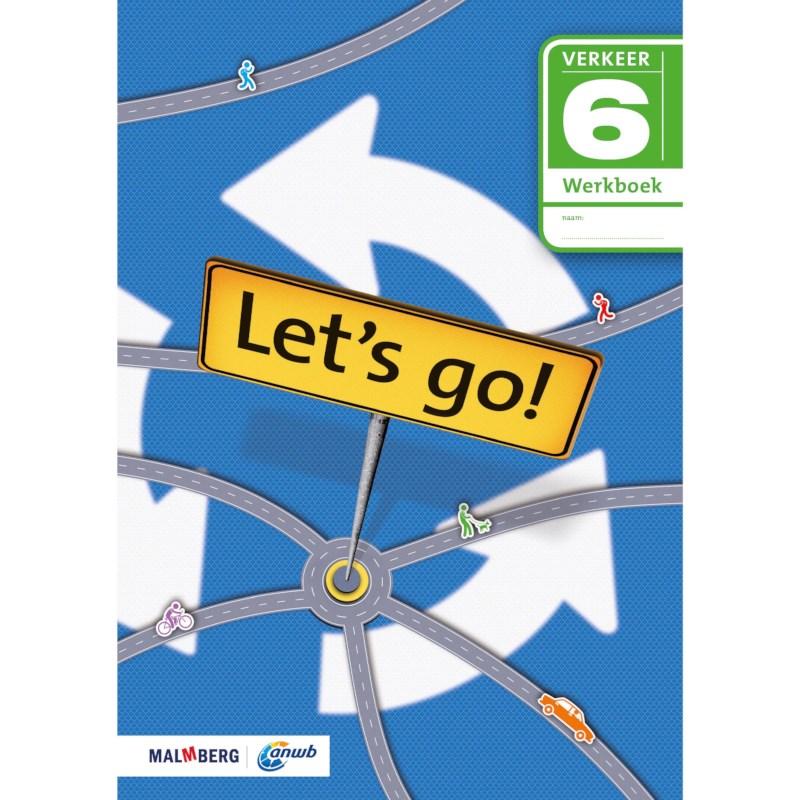 Werkboek verkeer 6 | Let's go