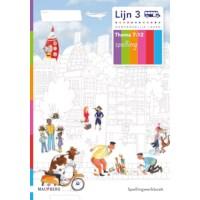 Spellingwerkboek blokschrift thema 7 - 12, Lijn 3
