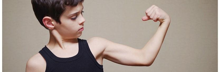 Hoe bouwt een kind zelfvertrouwen op?