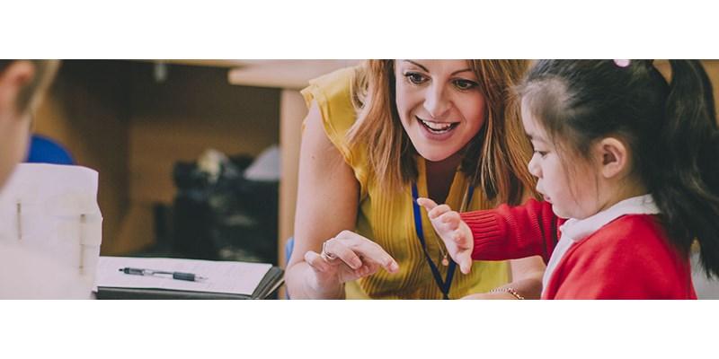 Kind profiteert van goede band met de leerkracht