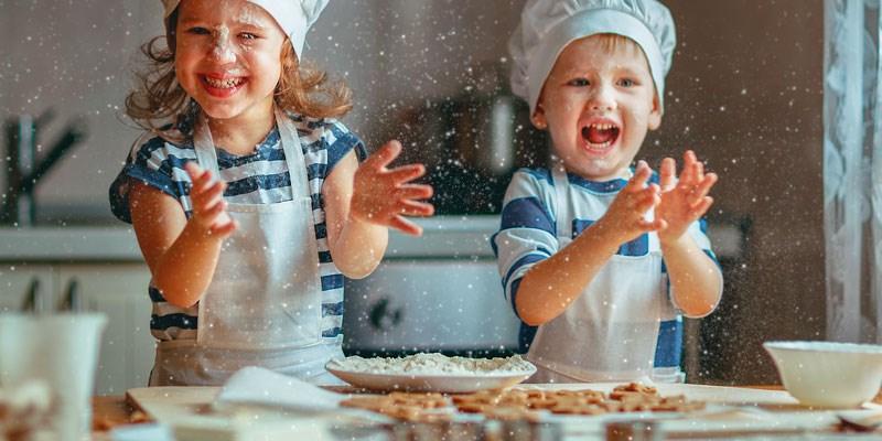 Koken en bakken: ideale leerschool voor meten en wegen