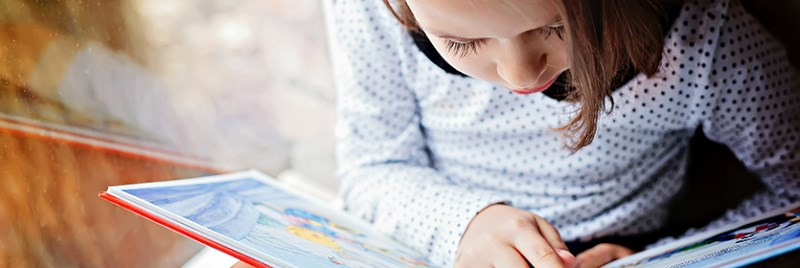 Informatieve kinderboeken: lezen over de wereld